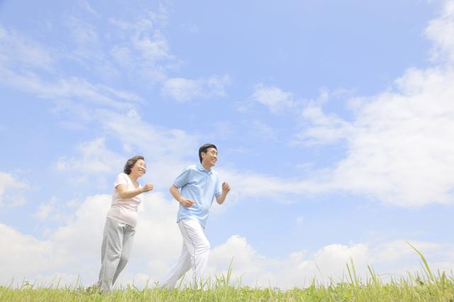 50代後半、運動には細心の注意を