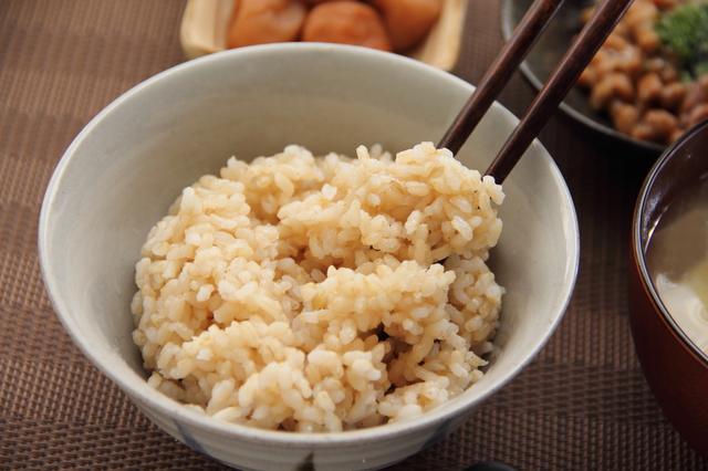 糖質制限でもOK!玄米はおいしい!